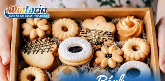 Bánh cho người bệnh tiểu đường