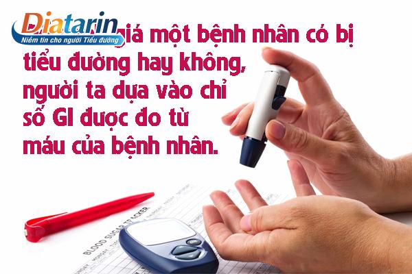 Chỉ số đường huyết cho biết một người có mắc tiểu đường hay không?