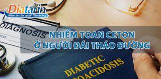 Nhiễm toan Ceton tiểu đường