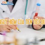 Sự nguy hiểm của tiền tiểu đường