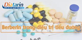 Berberin trong điều trị bệnh tiểu đường