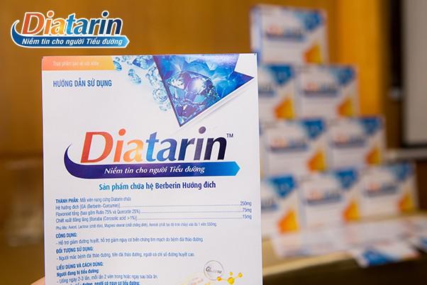 Sử dụng berberin trong bệnh lý đái tháo đường ở Việt Nam